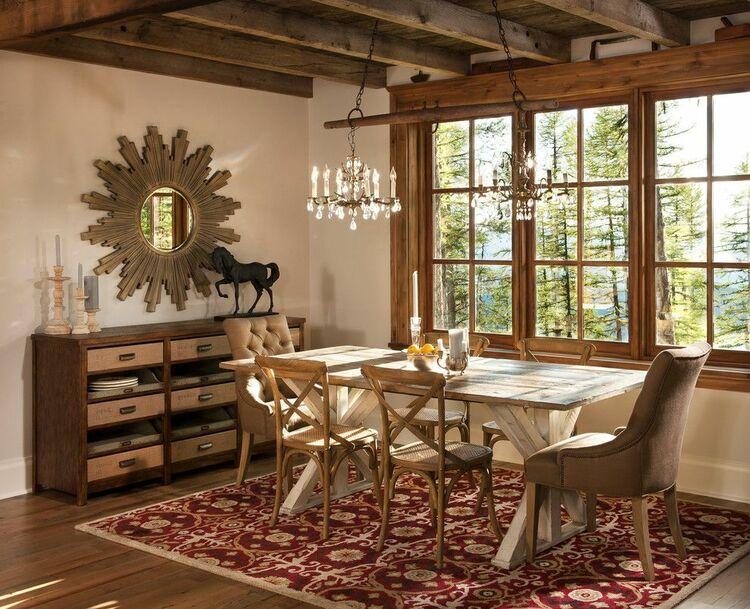 Sala de jantar rústica: 4 dicas para transformar a sua!