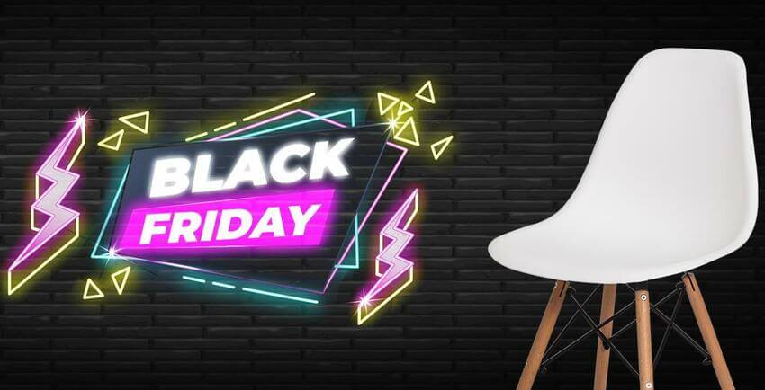 Black Friday Waw Design: cadeiras Gruvyer e Tolix com descontos especiais