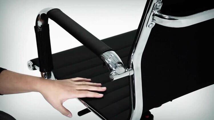 Cadeira Stripes, tendência para escritórios
