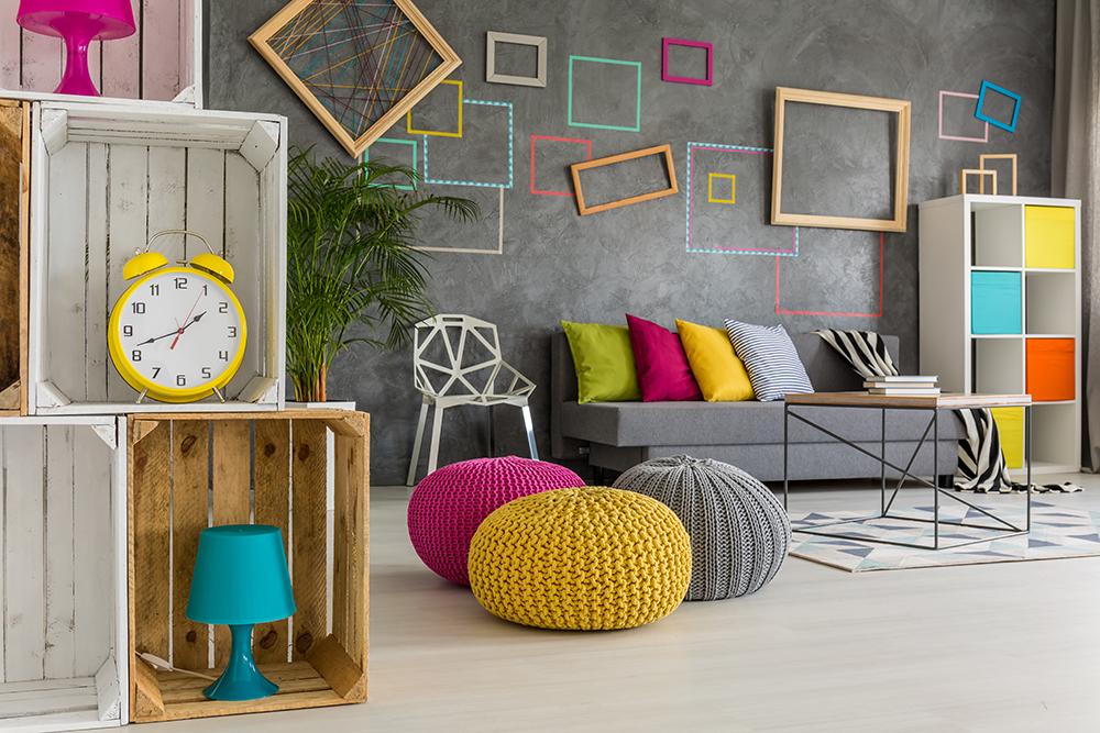 Tons de cores para sala: veja as melhores dicas para se inspirar