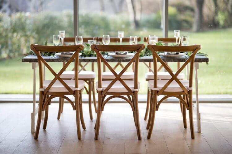 4 ideias incríveis para usar cadeira cross