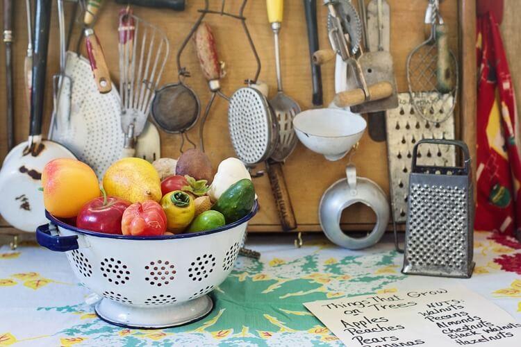 5 dicas para organizar sua cozinha e nunca mais se preocupar!