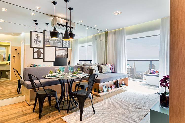 Estilos de decoração mais usados em casas e apartamentos