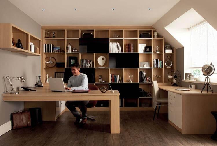 Modelos de escritório para inspirar o seu