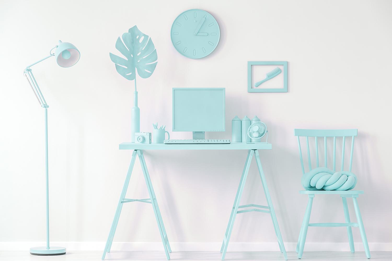 A cor do luxo e glamour: azul Tiffany