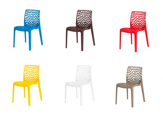 Uma cadeira para todos os ambientes