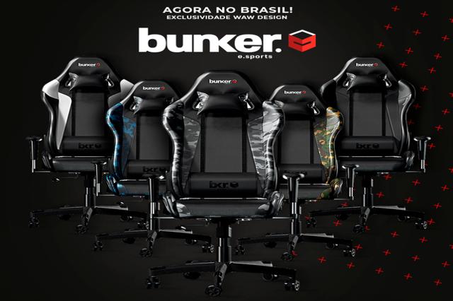 Saiba como montar sua cadeira Bunker