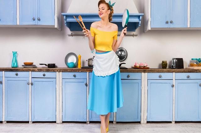 Deixe sua cozinha no estilo Vintage